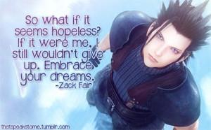 Zack Fair (Final Fantasy: Crisis Core)