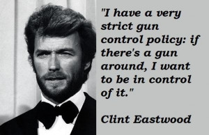 Clint eastwood famous quotes 1