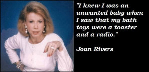 Joan rivers quotes 3
