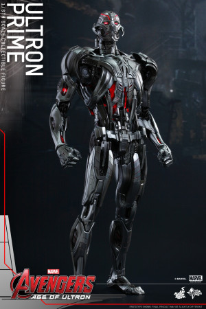 Get a Close-Up Look of Ultron Prime in Avengers: Age of Ultron