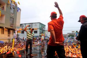Genes Capriles Durante Los Cierre Canda Trujillo