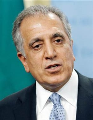 ... : United States Ambassador to the United Nations, Zalmay Khalilzad