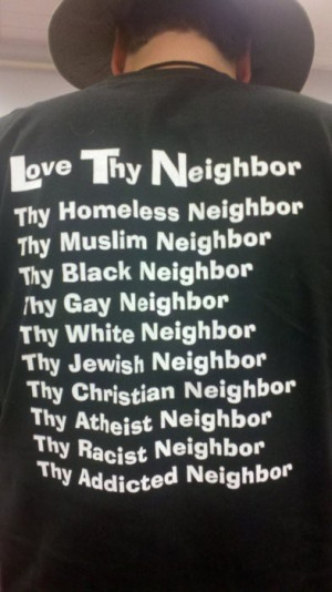 christians should begin by recognizing muslims as neighbors a neighbor