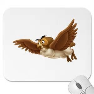 OWL ~ Winnie the Pooh