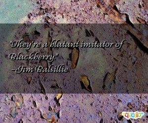 Imitator Quotes