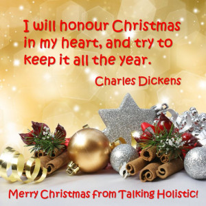 Wishing you a very Happy Christmas! Merry Christmas from Talking ...