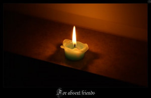Absent Father Quotes Poems Absent friends