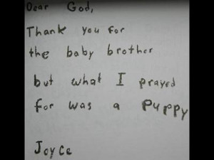 Dear God Funny Letters From...