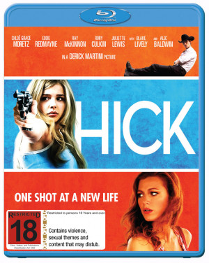 Kick Ass' Chloe Grace Moretz stars in this cinematic adaptation of ...