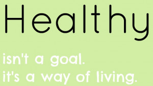motivational healthy living quotes