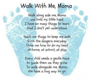 day foot print poemWalks, So Sweets, Mothers Day Ideas, Quote, Baby ...