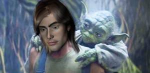Luke Skywalker to Yoda Quotes