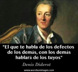 Denis diderot quotes