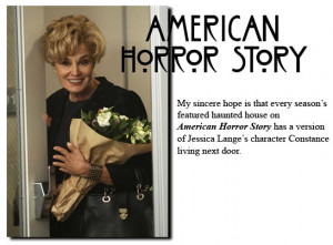 Jessica Lange Returns To American Horror Story