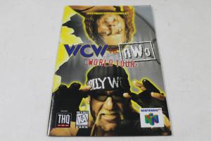 Manual Wcw Vs Nwo World Tour Nintendo N64