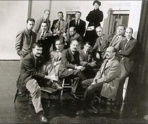 ... Robert Motherwell, Bradley Walker Tomlin, Willem de Kooning, Adolph