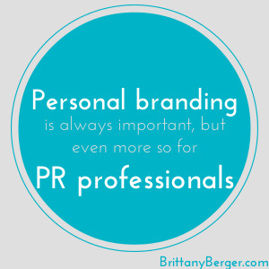Personal Branding Tools for PR Professionals