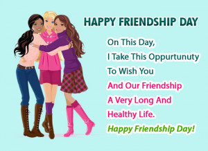 friendship day greetings wishes