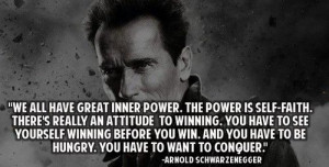 We All Have Great Inner Power…
