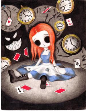 Alice Wonderland Quotes