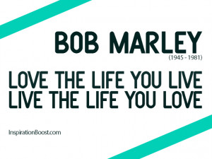 Quotes by Bob Marley