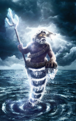 Poseidon Quotes From Myths