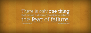 fear of failure preview quote quotes about fear of failure quotes ...