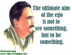 The ultimate aim of the ego is not to see something, but to be ...