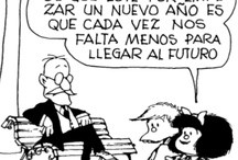 Mafalda quotes / by Adriana Martinez