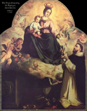 Rejoice Ye Angels: 19 More Rosary Quotes
