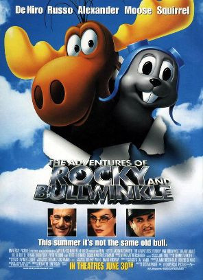 Film: Rocky and Bullwinkle