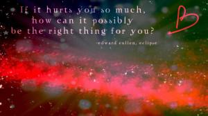 Edward Cullen Quotes HD Wallpaper 17