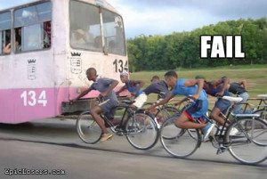Related Pictures bike bus accident funny but amazing india indian