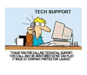 little help desk humor...Work, Support Funny, Helpful Desks Humor ...