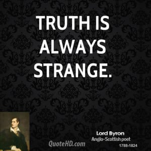 Lord Byron Quote Solitude