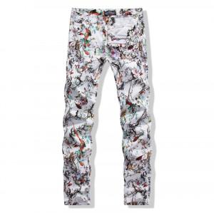 venta de hombres de moda casual pantalones de deporte de hip hop de la