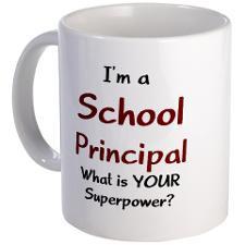 school principal Mug for