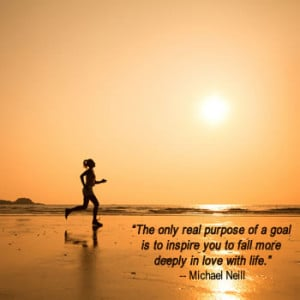 famous quotes about goals setting