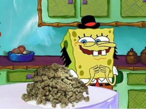 Spongebob Grandma