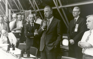 ... Spiro Agnew, on the anniversary of his ignominious resignation from