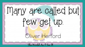 Oliver Herford-Quote Of The Week