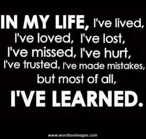Quotes About Love And Life And Getting Hurt At Work Images