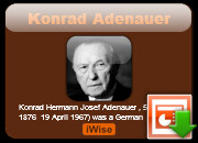 Download Konrad Adenauer Powerpoint