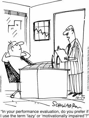 performance management, evaluation
