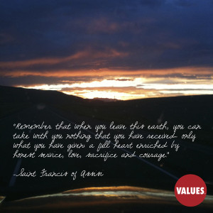 An inspiring quote about #service from www.values.com #dailyquote # ...