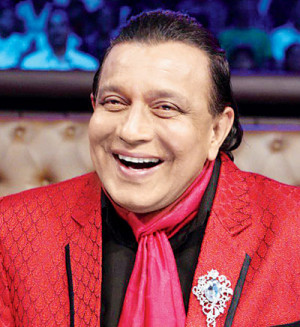 Mithun Chakraborty actor