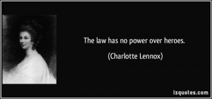 Quotes by Charlotte Lennox