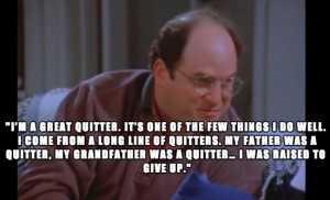 ... Bizarre Reasons For Breaking Up With Someone Like George Constanza
