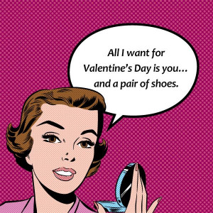happy valentine s day fashionistas may you be blessed with love and a ...