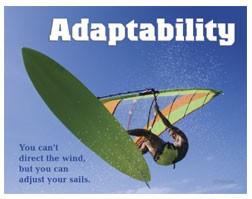 Adopt Adaptability